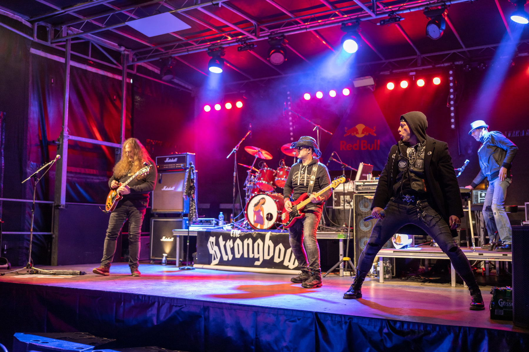 The Strongbow am Rock im Dorf 2020
